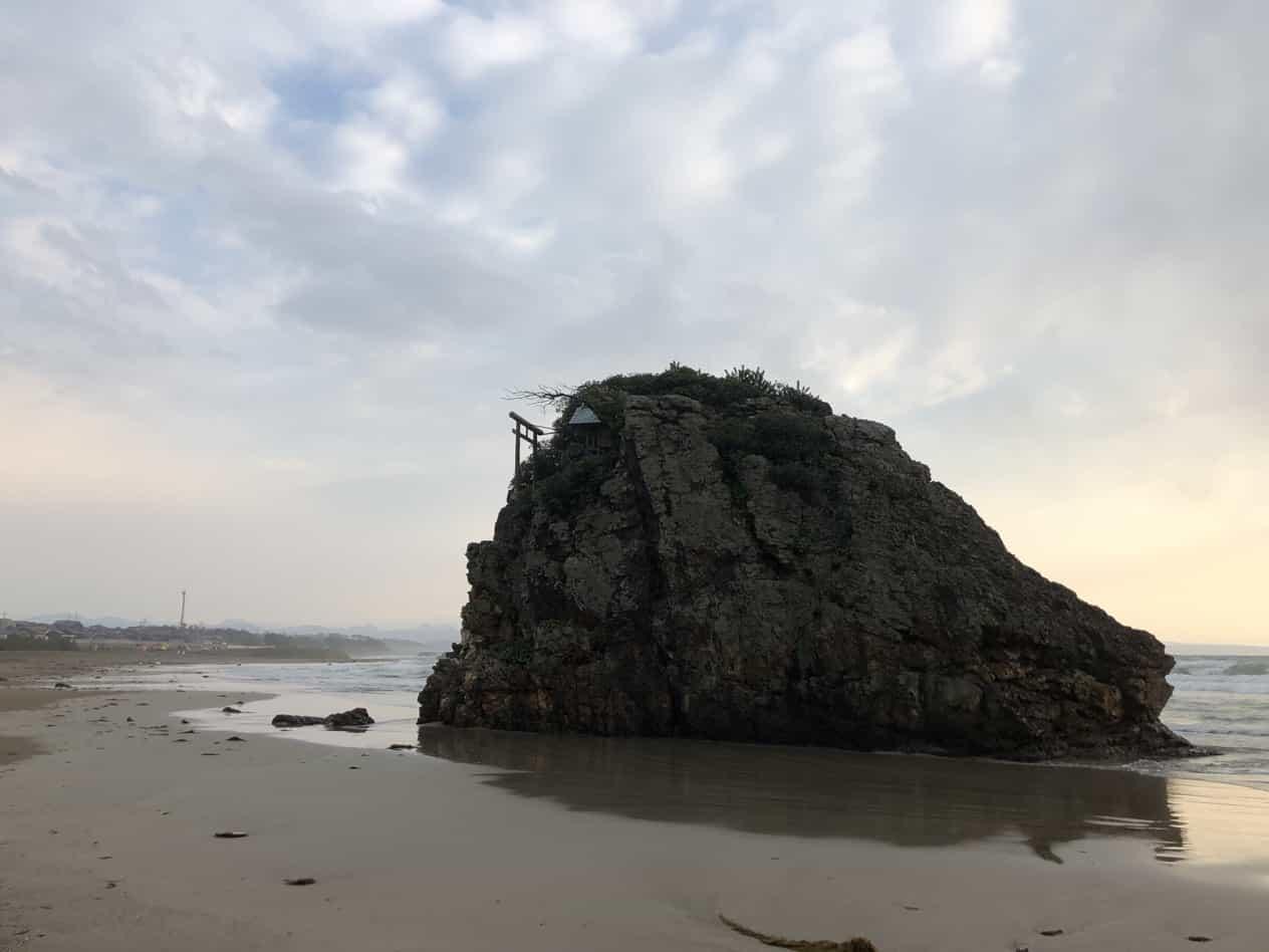 二回目稲佐の浜