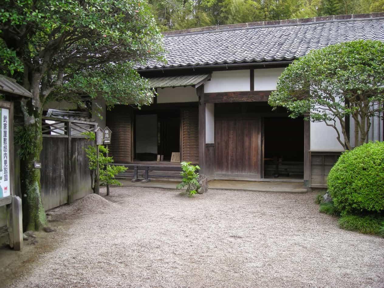松江武家屋敷